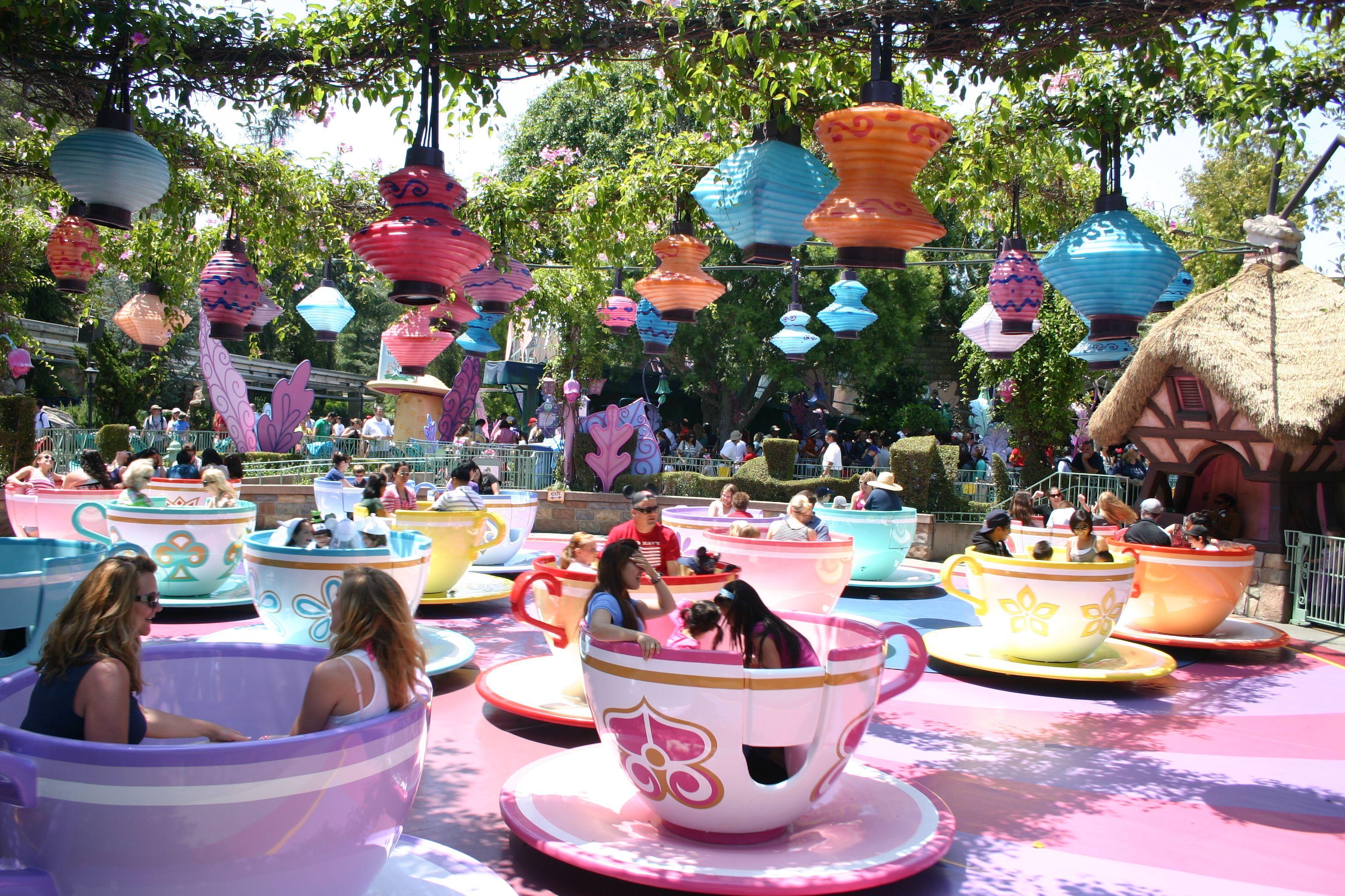 Disneyland LA review – Travel Bunny