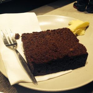 Recommended banana bread